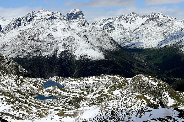 Piz Buin Macun National Park