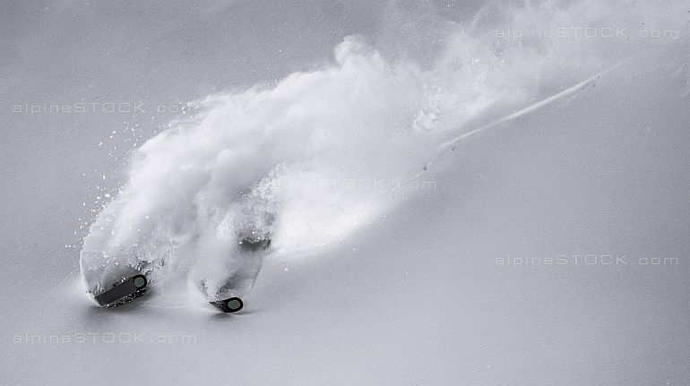 Powder Ski Freeride