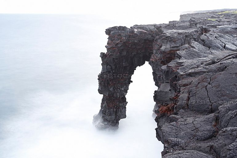 Holei Sea Arch Chain of Craters Road