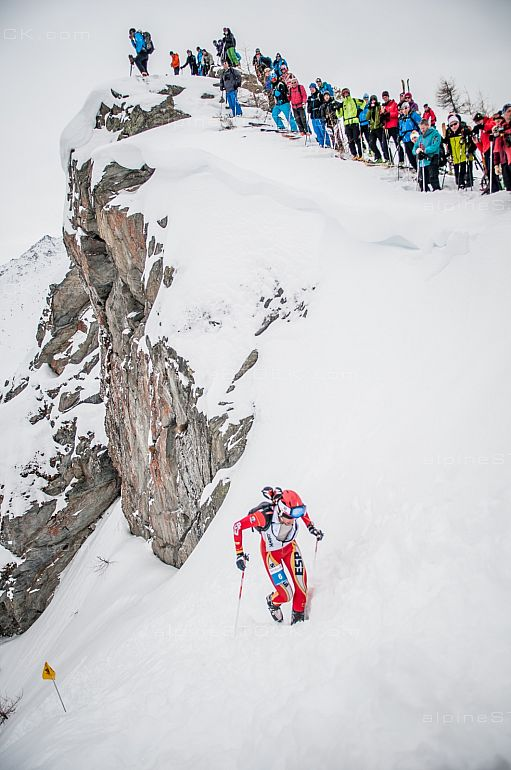 Ski mountaineering World Championship Bruson