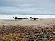 Skeleton Coast Namibia Ship Wreck