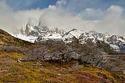 Fitz Roy mountain range, Patagonia