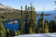Lake Tahoe Emerald Bay Bayview Sierra Nevada