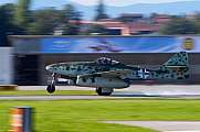 Messerschmitt ME-262 D-IMTT 501244 Air14 Touch