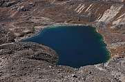 Blue lake Angladumba Tsho