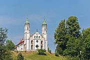 Kalvarienbergkirche in Bad Tölz