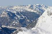 Churfirsten im Winter