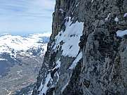 The Traverse Of The Gods - Götterquergang Eiger North Face