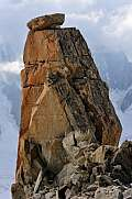 Felsturm Rock Tower Dent du Geant
