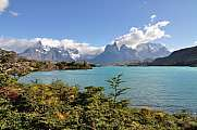 Morgen am Lago Pehoe, Torres del Paine, Chile