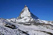 Unique mountain Matterhorn
