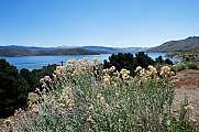 Topaz Lake California Nevada Stateline