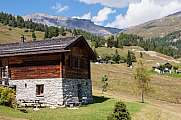 cottage in Aminona Crans Montana
