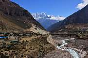 Thame valley, Everest National Park, Nepal