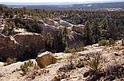 El Morro National Monument, Neu Mexiko, USA