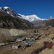 Manang Annapurna Conservation Area Nepal