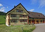 Old house in Appenzell Canton