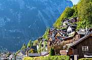 Picturesque village of Hallstatt
