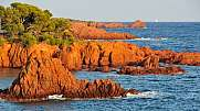 Red Sea Rocks Massif d Esterel Cote d Azur