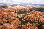Aussicht in den Bryce Canyon, Utah, USA