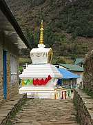 Chorten in the Everest Region