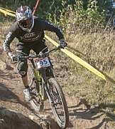 Mountainbike Cross Country Race IXS Downhill Swiss Cup