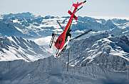 Helicopter Dive Courmayeur