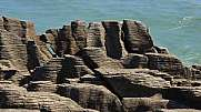 Pancake Rocks, rock formations in Punakaiki