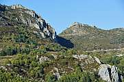 Rocks Provence Greolieres Caussol Cote d Azur