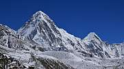 Pumo Ri and Lingtren, high mountains in the Everest Region