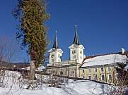 Kloster Tegernsee in Oberbayern