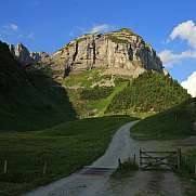 Saxer First, mountain in Appenzell