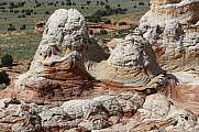Felsen White Pockets Formation, Vermilion Cliffs