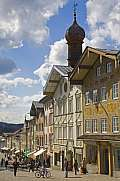 Marktstrasse in Bad Tölz