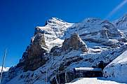 Eiger Nordwand Sessellift