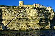 Bonifacio Sand Cliff Houses