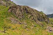 Rocky Hills at Wasdale Head Lake District