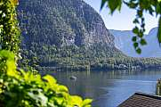 Ferry on Lake Hallstatt