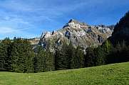 Spitzhorn mountain near Gstaad