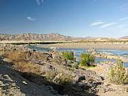 Orange River Namibian-South African border