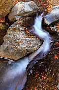 Mountain stream Cyprus Long Exposure