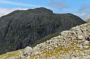 Rocky Hills Scafell Pike surrounding