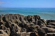 Pancake Rocks, unique rock formations