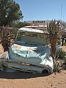 Ford pickup Solitaire Namibia