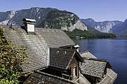 View over Lake Hallstatt