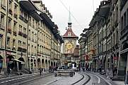 Clock tower at Bern