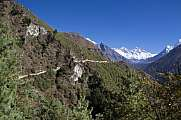 Everest Base Camp Trekking rte